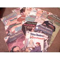 Comics Vidas Ilustres Edit.novaro Grandes