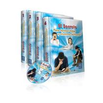 El Secreto Para Formar Hijos Y Alumnos Exitosos 4 Vols