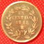 1 Centavo 1888 México Presidente General Porfirio Díaz - Vbf