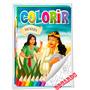 Coleção 8 Livros Para Colorir Mais Belas Histórias Bíblicas