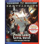 Capitan America Civil War / Bluray 3d + Bluray En Stock !