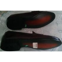 Zapatos Sport Color Vino Gran Emyco 91/2 Nuevos