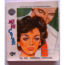 Mini Novela Color Revista Vintage Mitos Y Leyendas Comic