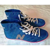 Zapatos New Balance Talla 10 Hombre Caña Alta 100% Original