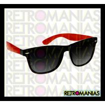 Lentes Retro Anteojos Jack Way Farer Sol Vintage Gafas Moda