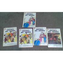 Libro Comic Historia Del Hombre Año 1970