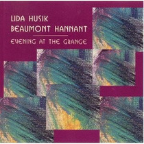 Lida Husik - Evening At Grange Cd Import Bfn Alternativ Indi