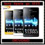 Sony Xperia Go St27i-st27a 8gb 3g Wifi 5mp Gps Android Pedi