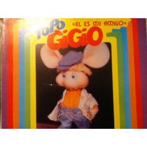 Disco Acetato De: Topo Gigio El Es Mi Amigo