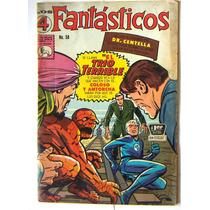 Historieta, Los 4 Fantasticos N°58, Editorial La Prensa Css