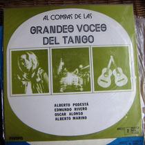 Tango, (varios), Alberto Marino, Grandes Voces Del Tango,css