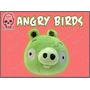 Pig 13 Cm Cerdito Con Sonido, Angry Birds, Rovio Mobile Ugo