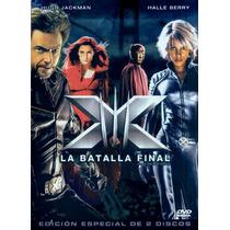 X Men La Batalla Final Pelicula Seminueva Envio Gratis