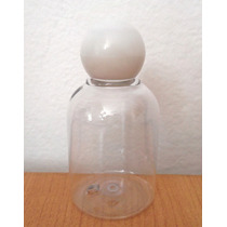 Envase De Plastico Pet Hotelero Campana 50ml Transparente