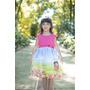 Vestido Dora Aventureira Infantil