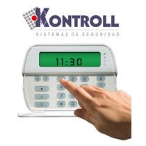 Teclado Alarma, Dsc Rfk 5501-433mhz* C/receptor Inalambrico