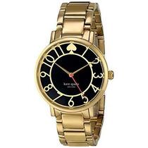 Reloj Kate Spade New York 1yru0430 Dorado Mujer