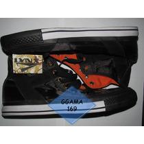 Zapatillas Lynx Negras Originales