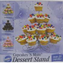 Base Para Cupcakes Bollitos O Quelitos