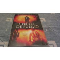 A Prueba De Fuego En Dvd /fireprof. Nueva Y Original.vbf