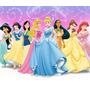 Kit Imprimible Princesas Candy Bar Invitaciones Golosinas