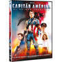 Animeantof: Dvd Capitan America - Avengers- Nueva Ed.1 Disco