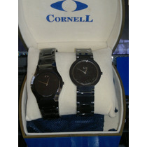 Reloj Cornell De Ceramica Rado, Chopard Suizo Completamente