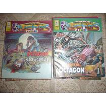 Sensacional De Luchas A Todo Color Octagon El Santo Atlantis