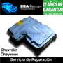 Chevrolet Cheyenne Modulo Abs: Reparación