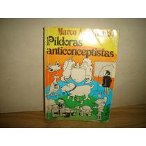 Píldoras Anticonceptistas - Marco A. Almazán