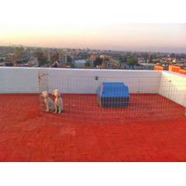 Jaula Corral Para Perros Y Cachorros Plegable 60cm Alto