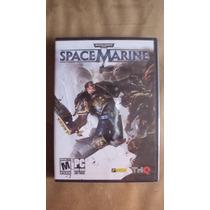 Space Marine Relic / Thq Videojuego Para Pc