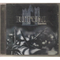 Ritual - Sueños ( Banda Rock Alternativo Mexicano ) Cd Rock