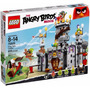Lego 75826 Angry Birds King Pigs Castle 859 Pcs Bunny Toys