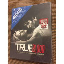 True Blood Temporada 2 Anna Paquin Stephen Moyer Bluray