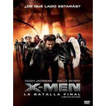 Pelicula X-men La Batalla Final Seminueva Envio Gratis
