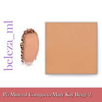 Pó Mineral Compacto Mary Kay Beige 2