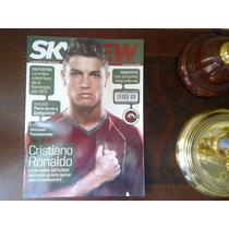 Cristiano Ronaldo Bruno Mars Scorpions Revista Sky View