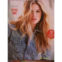 Victorias Secret Catalogo 2012 Blusas Pants Brasiere Leggin