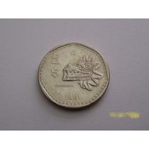 Se Vende Un Lote De 8 Monedas De 5 Pesos