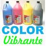 Recarga Color Samsung Clp320 Clp325 Clx3180 Clx3185 + Reset