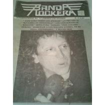 Banda Rockera Alex Lora En Los Angeles Revista N11