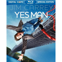 Si Señor (yes Man) Jim Carrey ( Bluray )