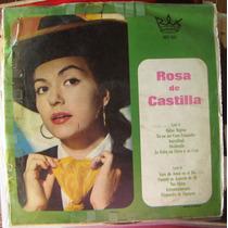 Bolero, Rosa De Castilla, Ojitos Negros, Lp 12´, Hwo.