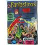 Historieta, Los 4 Fantasticos N°38, Editorial La Prensa Css