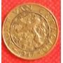 2 1/2 Centavos 1947 Curasao Reina Guillermina I Paises Bajos