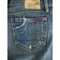 Blue Cult Forever Rock True Pantalon Jeans Para Dama #28
