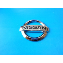 Emblema Nissan X-trail Camioneta Parte Trasera