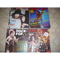Rock Pop Revista De Los 80