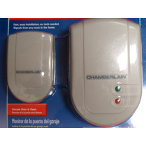 Sensor Y Monitor Para Puerta De Cochera Chamberlain Hwo